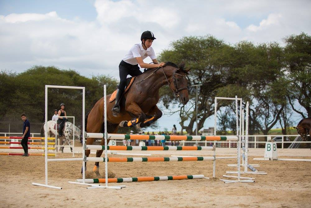 centre equestre ile maurice