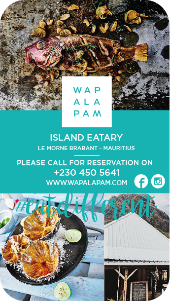 restaurant Wapalapam Le Morne Ile Maurice