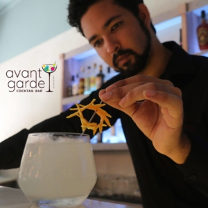 Avant Garde best cocktail bar in Mauritius