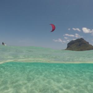 Ion Club Mauritius Kite Lagoon Le Morne